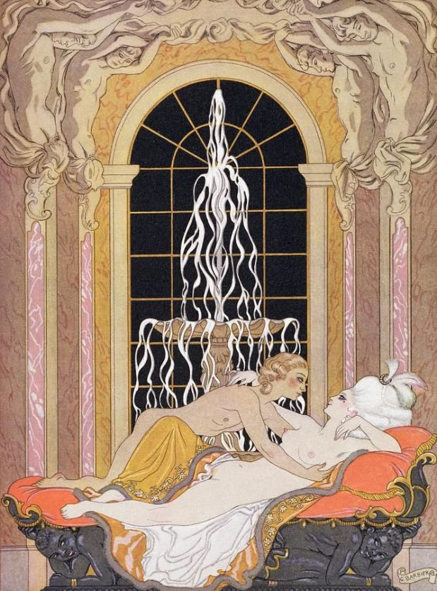as ligações perigosas george barbier